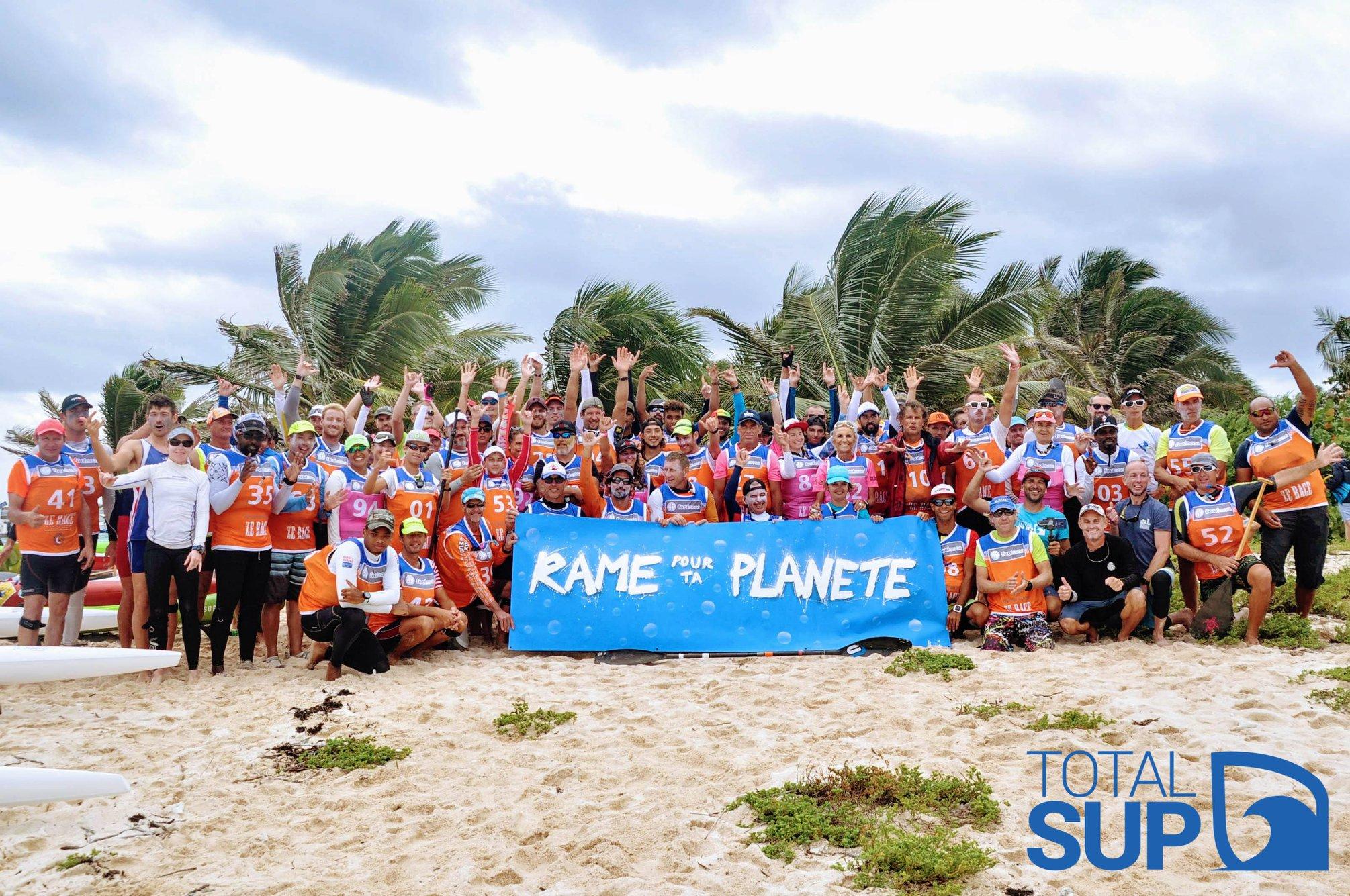ZE RACE - Rame pour ta Planète
